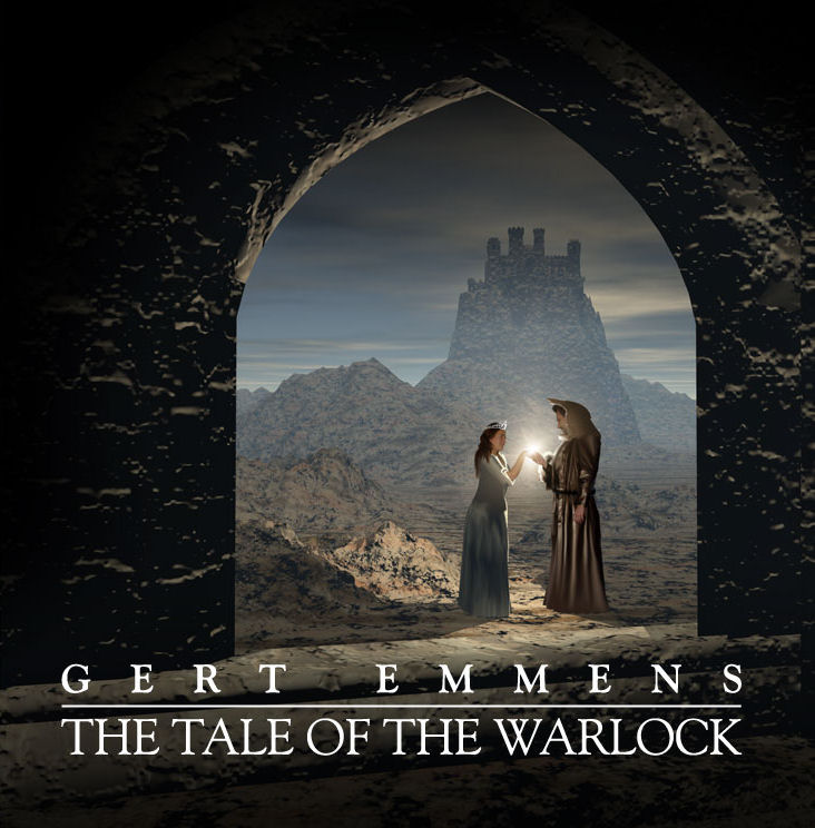 Gert Emmens - The Tale of the Warlock